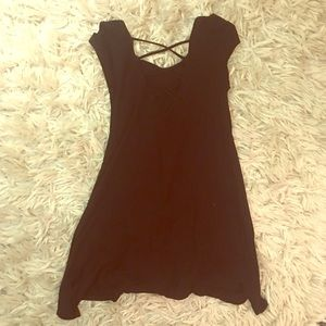 NWOT strappy back casual dress